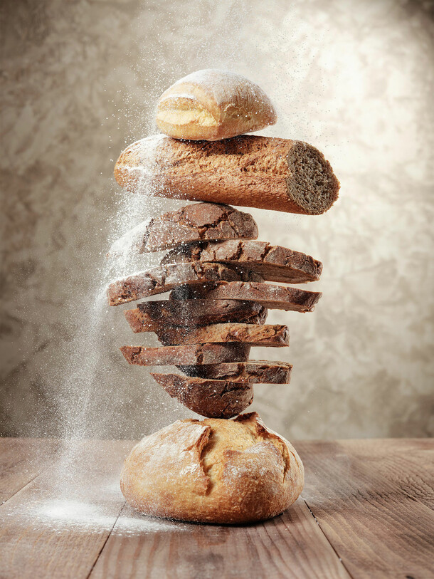 BAKED TOWER