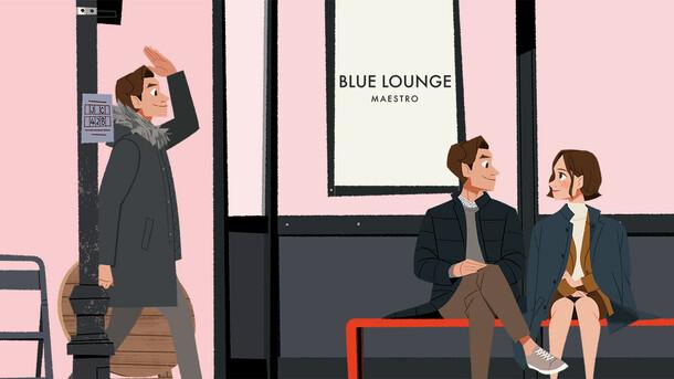 Blue Lounge Maestro