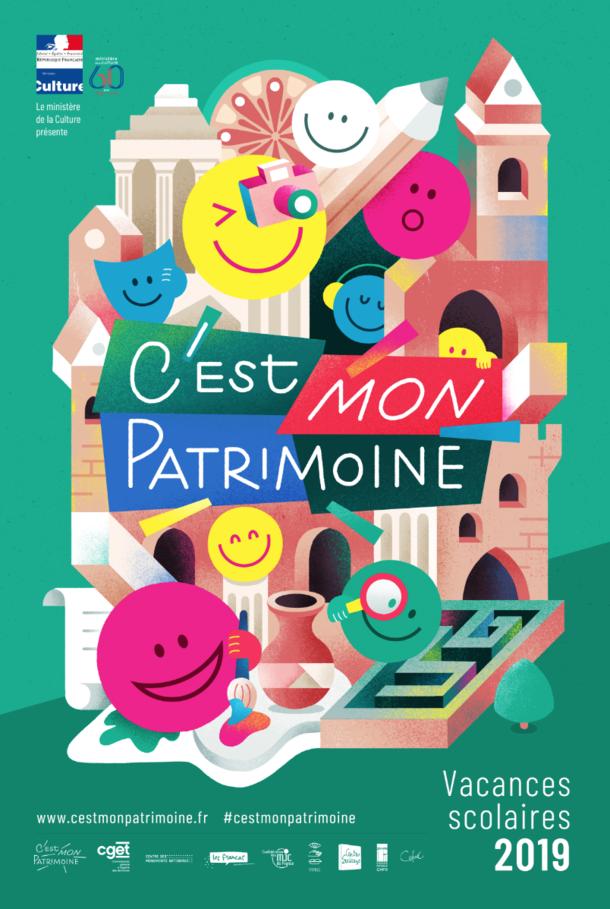 C'est Mon Patrimoine #2019