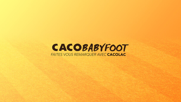 Cacobabyfoot - Cacolac