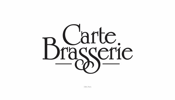Carte Brasserie