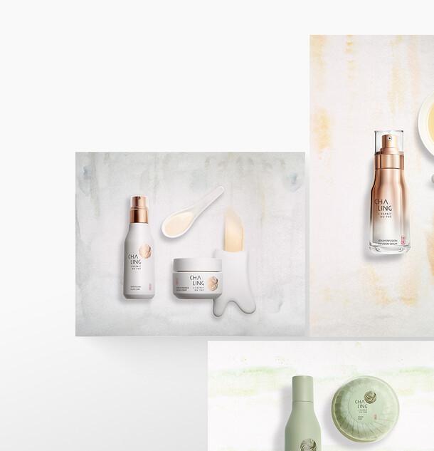 Cha-ling cosmetics