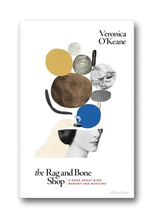 Book cover - Veronica O'Keane