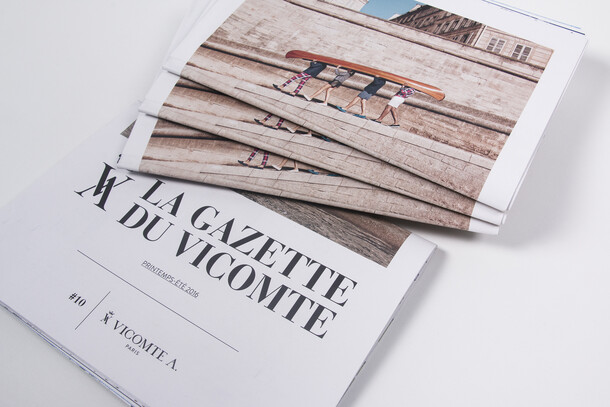 The Vicomte Gazette