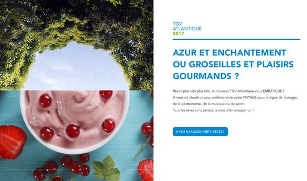 Les rêves TGV Atlantique