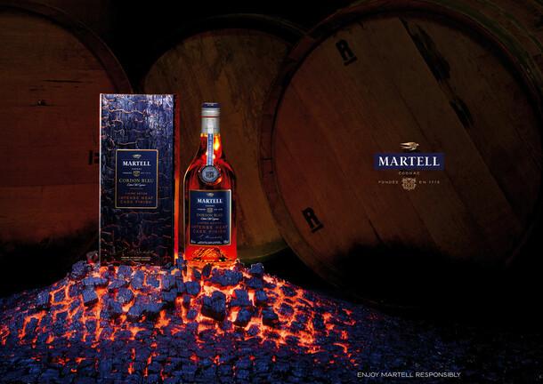 Maison Martell Cognac