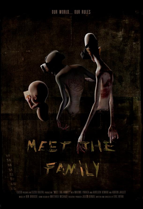 Meet The Family VR