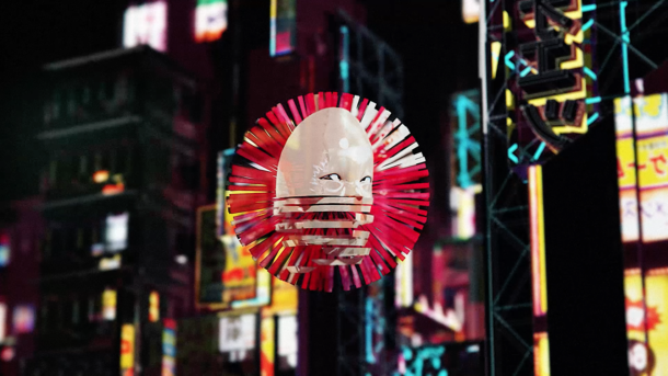 Neo-Tokyo - Opening Title Sequence