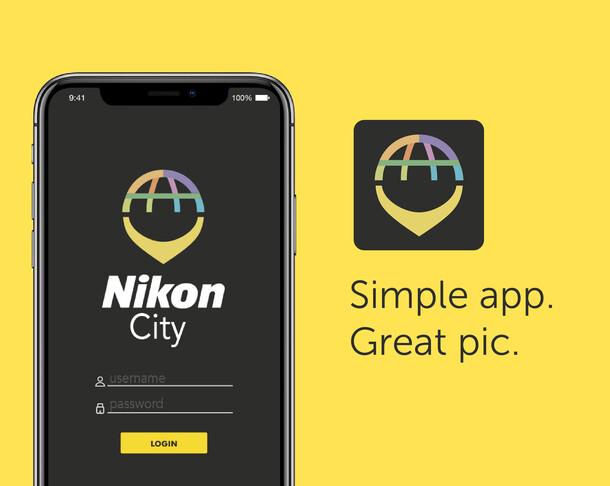 Nikon City - App