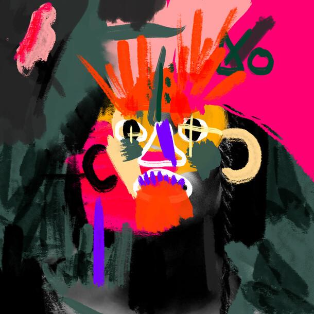 Peinture aborigène 1