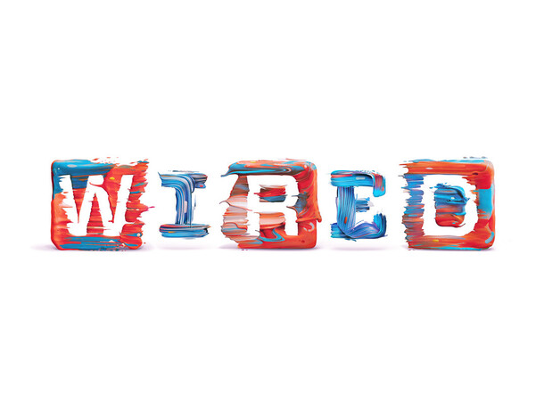WIRED Masthead Logo