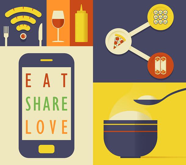 Eat Share Love