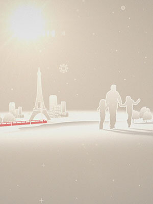 TGV Lyria - 2011 Best Wishes