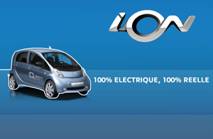 Peugeot - ION