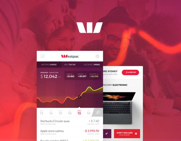 Westpac Bank Application