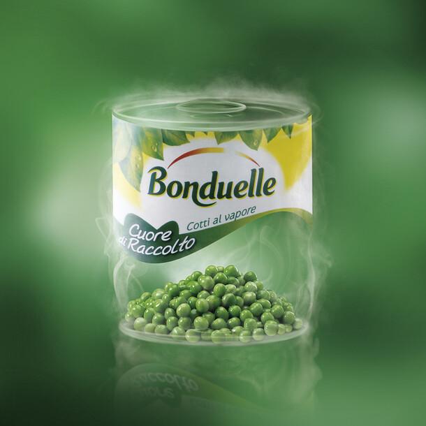BONDUELLE STEAM