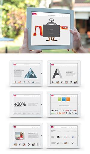 Application Ipad SNCF