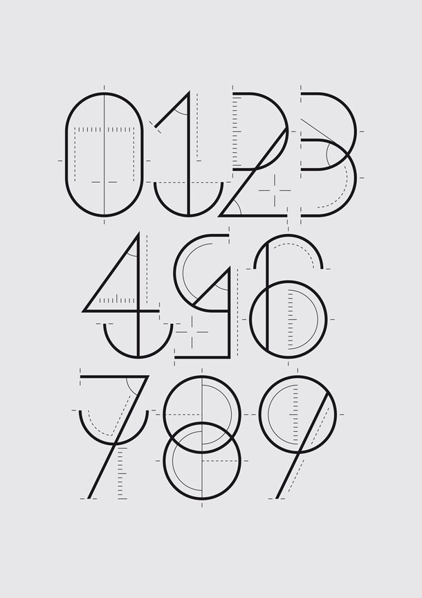Numerography - Yorokobu