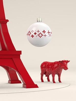 TGV Lyria - 2014 Best Wishes