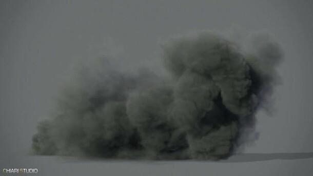 R&D FumeFX Smoke