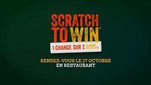 Scratch To Win 2014