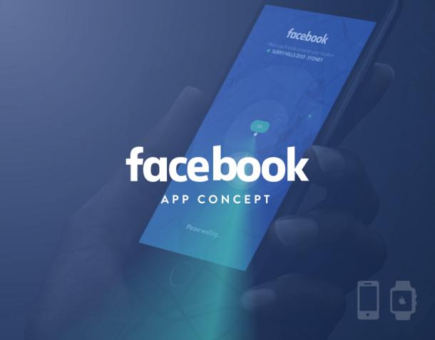 Facebook: Let's meet up!