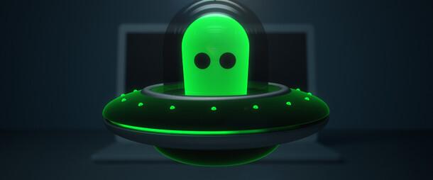 DELL - an alien story
