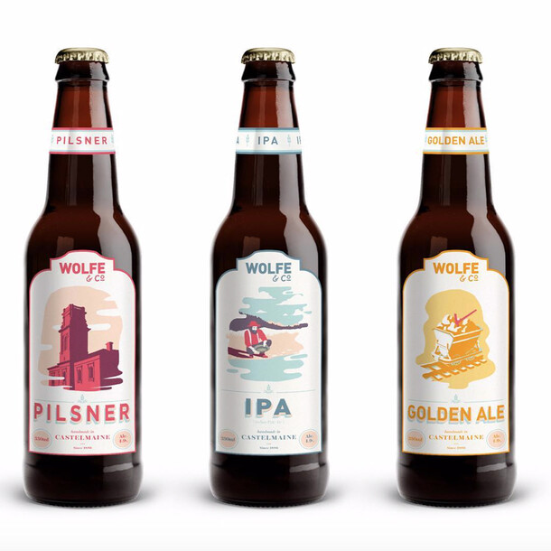 Proposal for Wolfe&co brewery