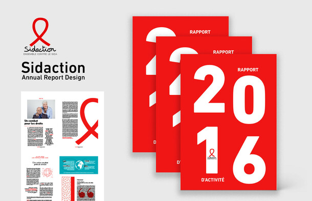 Sidaction - Rapport annuel