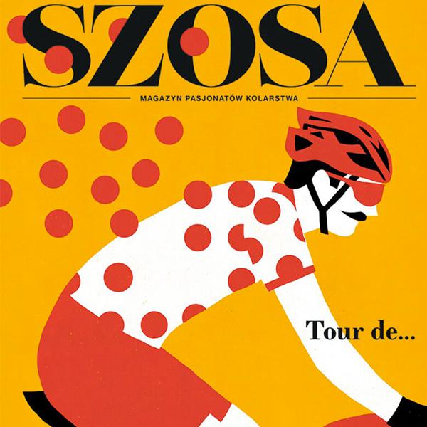 TOUR DE FRANCE / SZOSA MAGAZINE