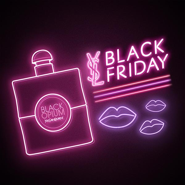YSL BEAUTÉ - Black Friday